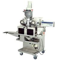 Buy cheap Auto Encrusting machine With Double Filling Feeder from wholesalers