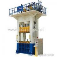 Buy cheap Deep Drawing Hydraulic Press for manufacturing Satellite Dish from wholesalers