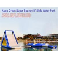 Buy cheap Most Popular Super Bounce n' Slide Water Park for Sale from wholesalers