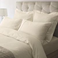 Buy cheap Bed Sheet Stripe silk bed sheet set from wholesalers