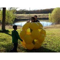Buy cheap Mega Giga Ball,Yellow Inflatable Giga Ball for Sale from wholesalers
