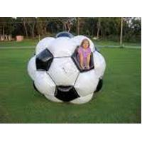 Buy cheap Airtight Heat-Sealed Football Shape Giga Ball from wholesalers