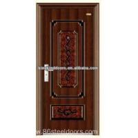 Best price decorative steel door KKD-534 With Cheap Price and High Quality
