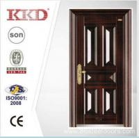 Buy cheap 2014 New Design Security Steel Door KKD-106 With New Pait Main Door Made In China product