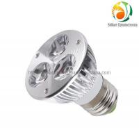Buy cheap LED Spotlight 3W High-Power E27 LED Spotlight with CE and RoHS Certification from wholesalers