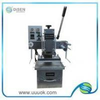 Buy cheap Multifunction hot stamping machine product