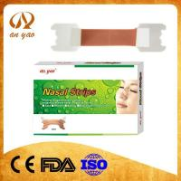 Buy cheap Class II Medical Devices Anti-Snoring Nasal Strip from wholesalers