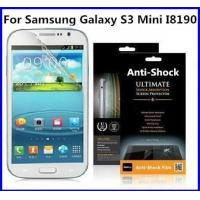 Buy cheap Samsung Galaxy S3 MINI I8190 Anti-Shock Screen Protector Ultimate Shock Absorpt from wholesalers