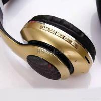 Buy cheap L1 Marqueen LED Rechargeable Wireless Headset Bluetooth Headphone Super Bass Ste from wholesalers