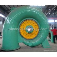 Buy cheap Francis hydraulic turbine from wholesalers