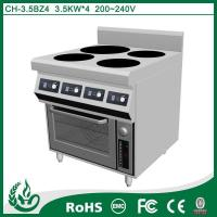 Buy cheap Induction range Kitchen appliances commercial induction range with oven from wholesalers