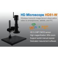 Buy cheap 365X Magnification zoom WiFi Monocular Microscope from wholesalers