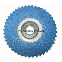 Buy cheap Cup Zirconia Flap Disc Polishing/Buffing Wheel from wholesalers