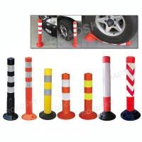 Buy cheap Guardrails Products Flexible Road Warning Delineator Post from wholesalers