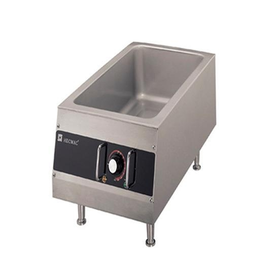 Popular images of desktop electric bain marie bain warmer for Cuisson four bain marie