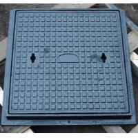 Buy cheap Ductile iron manhole cover B125 from wholesalers