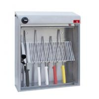 Buy cheap UV light Knife Sterilizer A wall mounted lockable stainless steel product