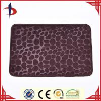 Buy cheap Coral Fleece Memory Foam Anti-slip Bath Mat from wholesalers