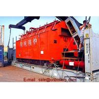 Buy cheap Electric Heating Boiler Products DZL type horizontal chain coal-fired steam boiler from wholesalers
