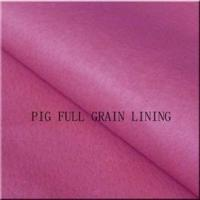 Buy cheap GENUINE PIG FULL GRAIN LINING product