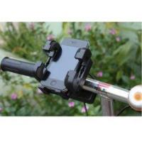 Buy cheap Bike handlebar Mount with Dynamo charger for Celluar Phones / Galaxy S5 / Galaxy S4 / iPhones from wholesalers