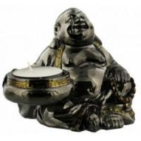 Buy cheap Sitting Buddha Tealight Holder (Juliana) from wholesalers