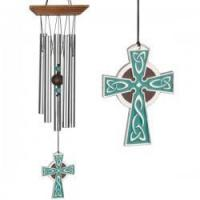 Buy cheap Woodstock Celtic Cross Wind Chime from wholesalers