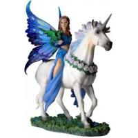 Buy cheap Realm Of Enchantment Unicorn Figurine (Anne Stokes) product