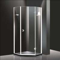 Buy cheap Shower Enclosure exhaust fan for bathroom Custom shower doors from wholesalers