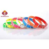 Buy cheap Title:Durable tpu coated webbing dog collar product