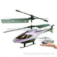 Buy cheap RC Helicopter SYMA S100 Gyro Micro Palm Sized 3 Channel Indoor RC Helicopter Purple from wholesalers