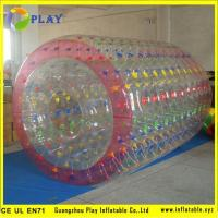 Buy cheap Inflatable Ball wholesale inflatable zorb water roller from wholesalers