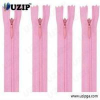 Buy cheap New 50 cm Invisible Zipper / Sewing Accessories / Nylon Zipper Yellow from wholesalers