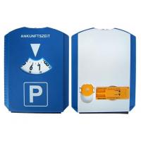 Buy cheap Parking disc with shopping trolley chip holder and tire tread measurer from wholesalers