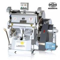 Buy cheap Hot Stamping Foil Cutting Machine ML-750 Creasing and Die Cutting Machine product