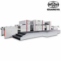 Buy cheap High Speed TYM2000JT Automatic Web-Fed Hot Foil Stamping Machine Zhejiang Guangya Machinery Co.,Ltd from wholesalers