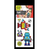 Buy cheap Mini Kid Temporary Tattoo - Robot #69519 from wholesalers