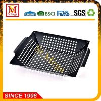 Buy cheap BBQ Grill Topper 13.7 x 12-Inch Non-Stick Grilling Wok from wholesalers