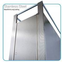 Buy cheap Stainless Steel Bathroom Stall Partitions from wholesalers