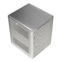 Vertical HTPC Mini ITX Micro ATX Case Support Double HDD Full Aluminum Slim CD-ROM