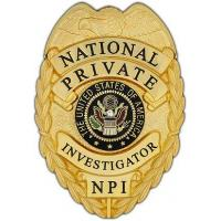Buy cheap Certificates & Awards National Private Investigator Badge from wholesalers