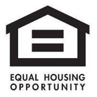 STEHO4X4 - Equal Housing Opportunity Logo Sticker - Pack of 25