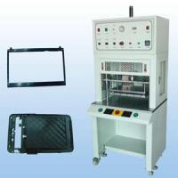 Buy cheap Four-column type heat staking machine for riveting metal insert into plastic from wholesalers