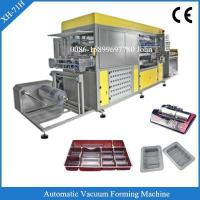 Buy cheap Full Automatic Plastic Vacuum Forming Machine for Egg Trays, PVC, PET, PS, PC from wholesalers