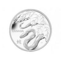 Buy cheap Royal Canadian Mint 2013 $250 Fine Silver Coin - Year of the Snake product