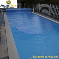 Automatic Pool Cover Slats for Above Ground Mount