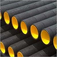 Buy cheap Plastic Pipes DWC HDPE Corrugated Pipe from wholesalers