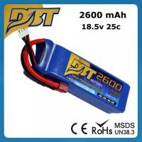 Buy cheap 2600mAh 25C small lithium polymer battery for rc helicopter from wholesalers