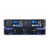 Buy cheap Karaoke Player Vocopro CDG-8900 PRO Professional Dual Tray CD/CD+G Karaoke Player from wholesalers
