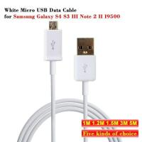 Buy cheap Galaxy S4 1M Micro USB Data Cable TPE Top Quality for Samsung Phones from wholesalers